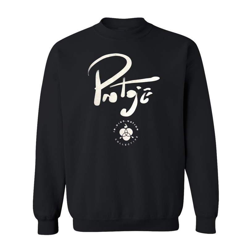 Signature Crew Sweater Black