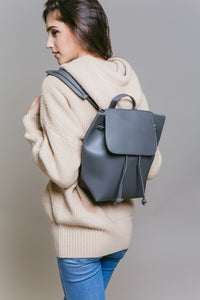 Dark Gray Backpack