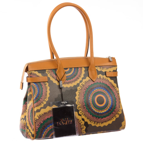 Ripani Time 0207RR Medium Tote Handbag - MilanoFashion56.com