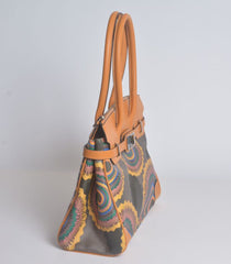 Ripani Time 0207RR Medium Tote Handbag