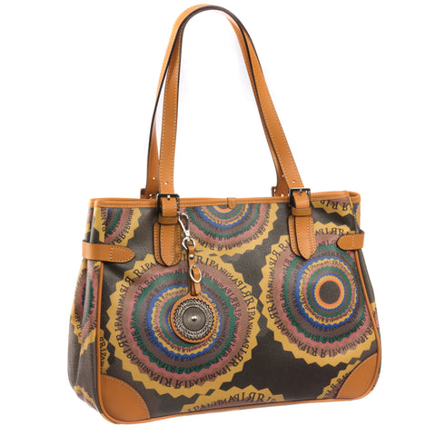 Ripani Time 0224RR Signature Tote Handbag - MilanoFashion56.com