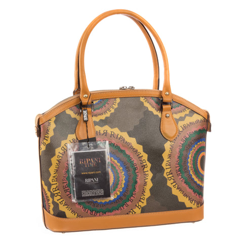 Ripani Time 0226RR Medium Tote Handbag