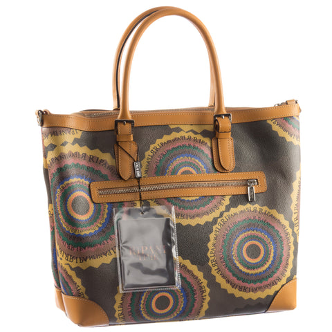 Ripani Time 0243RR Signature Travel Tote - MilanoFashion56.com