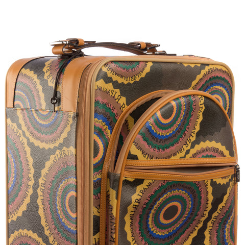 Ripani Time 0260RR 20-inch Carry On Luggage - MilanoFashion56.com