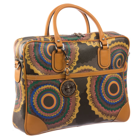 Ripani Time 0261RR Signature Briefcase - MilanoFashion56.com