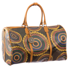 Ripani Time 0262RR  22-inch Carry On Traveler Duffel Bag - MilanoFashion56.com