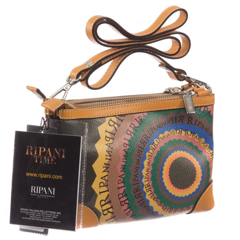 Ripani Time 0280RR Signature Crossbody Clutch - MilanoFashion56.com