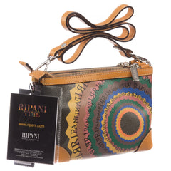 Ripani Time 0280RR Signature Crossbody Clutch