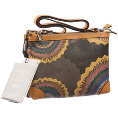 Ripani Time 0281RR Signature Crossbody Clutch
