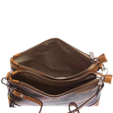 Ripani Time 0281RR Signature Crossbody Clutch - MilanoFashion56.com