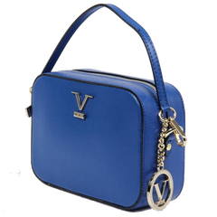 VERSACE 1969 V ITALIA Leather Crossbody Bag