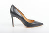 Image of VERSACE 1969  V ITALIA DECOLLETE LEATHER PUMPS
