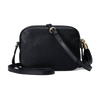 Image of Gucci Soho Leather Disco Bag Black