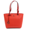 Image of VERSACE 1969 V ITALIA Leather Tote Bag