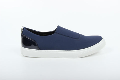 VERSACE 1969  V ITALIA WOMEN'S SLIP ON SNEAKERS