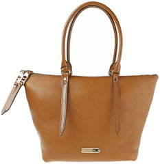 Burberry 'Salisbury' Small Grainy Leather Tote - MilanoFashion56.com