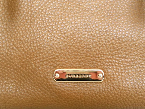 Burberry 'Salisbury' Small Grainy Leather Tote