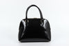 Image of VERSACE 1969 V ITALIA Leather Top Handle Tote Bag - MilanoFashion56.com