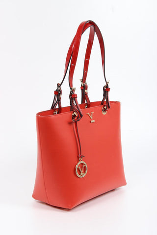 VERSACE 1969 V ITALIA Leather Tote Bag - MilanoFashion56.com