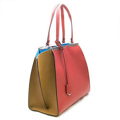 FENDI 3Jours Grande Leather Tote Handbag