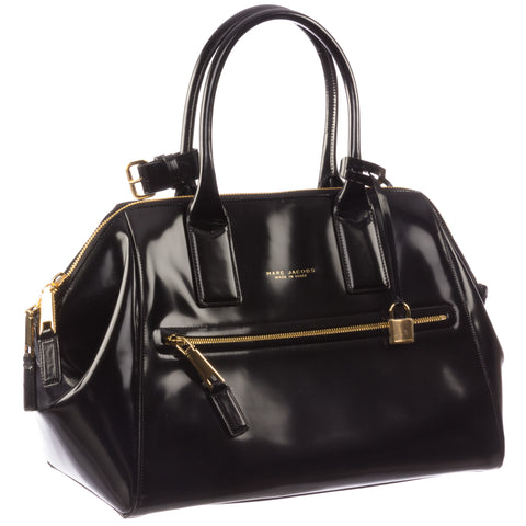 Marc Jacobs Polished Medium Incognito Tote-C0001494 - MilanoFashion56.com
