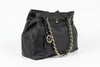 Image of VERSACE 1969 V ITALIA Leather Shoulder Bag - MilanoFashion56.com