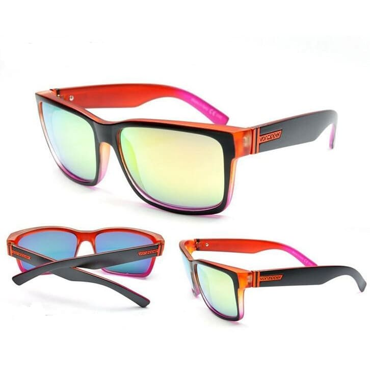 2b4640423760 14 Colors Von Zipper Elmore Eyewear Sunglasses Sun Glasses Men Glasses With  Color Box Oculos De