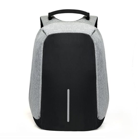 15 Inch Laptop Backpack Usb Charging Anti Theft Backpack Mens Travel Backpack Waterproof School Bag Mochila Cotton Polyester Shop2958238