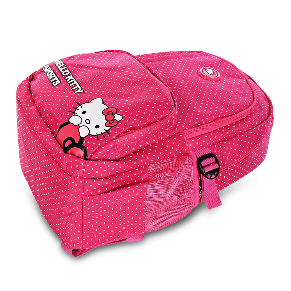 Hello Kitty Cute Style Multifunction Backpack Kid Girls Schoolbag 24dfaf0711bc7
