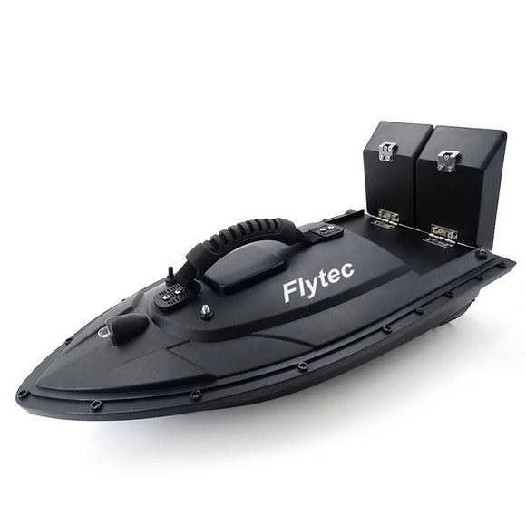 Flytec HQ2011 - 5 Fishing Tool Smart RC Bait Boat Toy-Zodeys-BLACK-RTR VERSION-Zodeys
