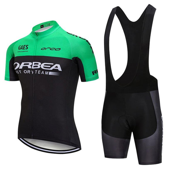 2019 orbea Cycling team Clothing Bike jersey 9D gel pads shorts set mens Ropa Ciclismo pro BICYCLING Maillot Culotte clothing-Shorts-Zodeys-Black-3XL-Zodeys