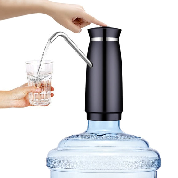 Automatic Electric Portable Water Pump Dispenser Gallon Drinking Bottle Switch