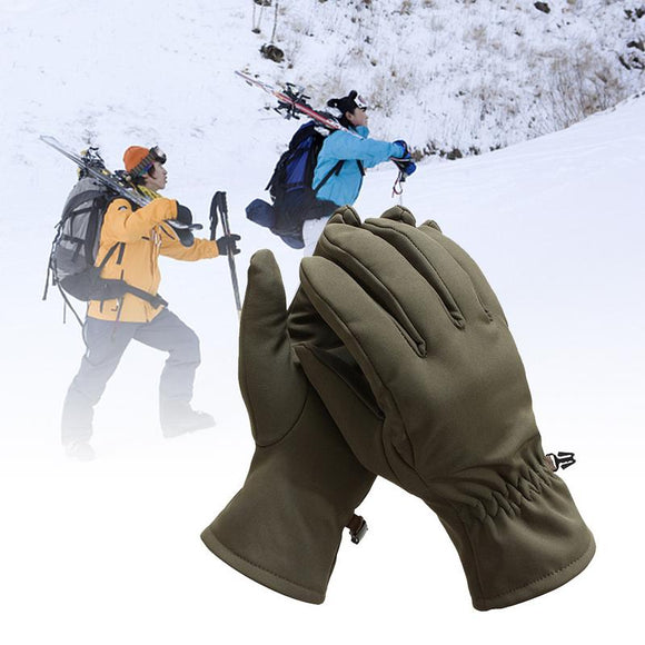 Camouflage Outdoor Gloves Hunting Gloves Anti-Slip Fingers Outdoor Camping Cycling Half Finger Sport Gloves Camo