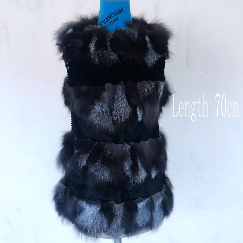 Collection Here Zdfurs*new 2018 New Arrival Real Fur Bags Made By Whole Pieces Fox Fur Women Luxury Bags Real Fur Handbag Fox Fur Bags Apparel Accessories