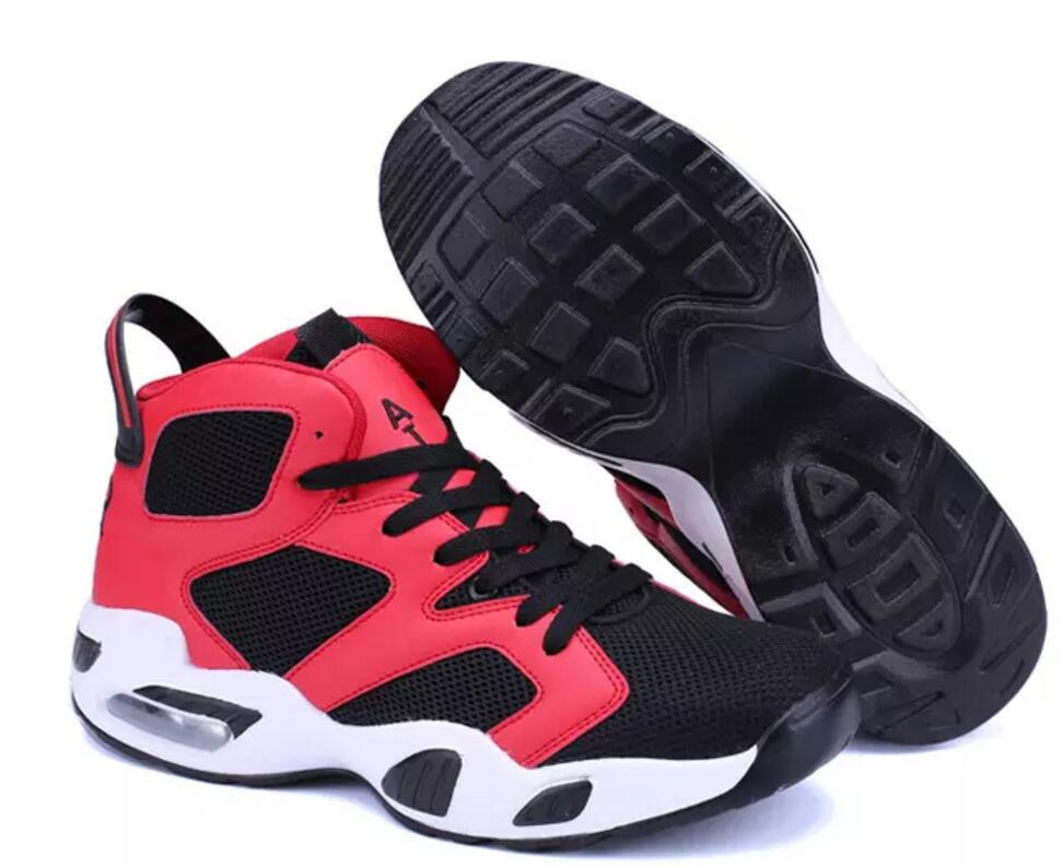837be50b0388 Men s Lifestyle basketball shoes for lovers newest basketball sneakers men  and women boots lace up basket