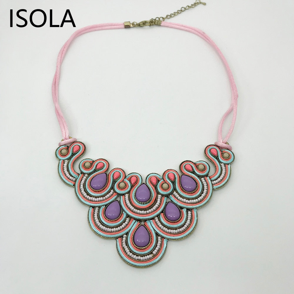 Charming Chandeliers That Make A Statement: Women's ISOLA Statement Charming Chandelier Vintage Ethnic