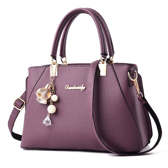 ladies bags for women 2018 fashion top-handle bag high quality shoulder bags women Larger handbag pu leather tote bag sac a main
