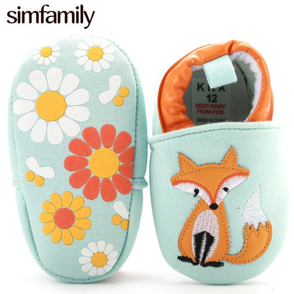 [simfamily]Baby Boy Girl Shoes Newborn First Walkers Bebe Fringe Soft Soled Non-slip Footwear Crib Shoes Soft Infants Sneakers