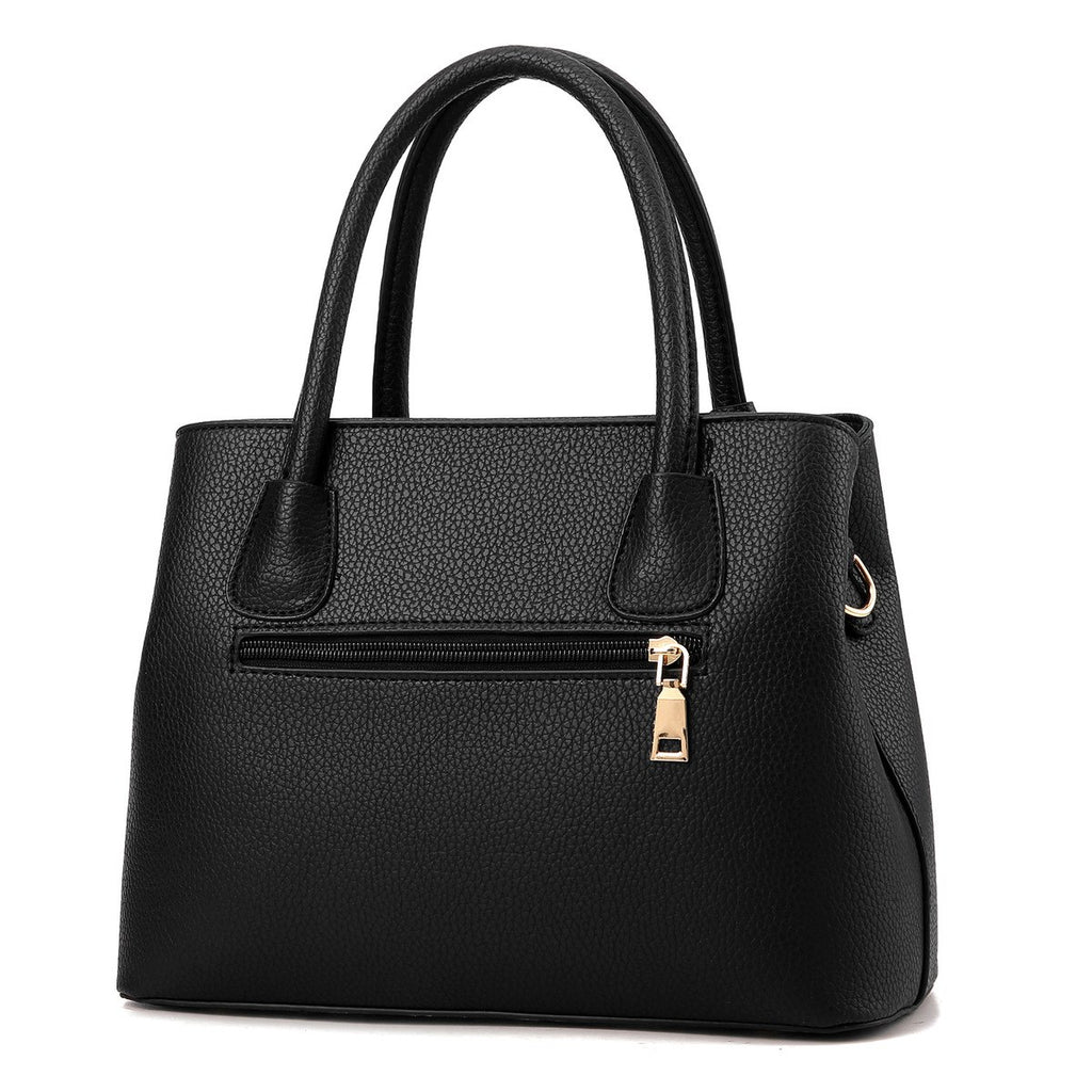 ecfc5e5be9 Leather Bags Handbags Women Famous Brands Big Casual Women Bags Trunk Tote  Brand Shoulder Bag Ladies