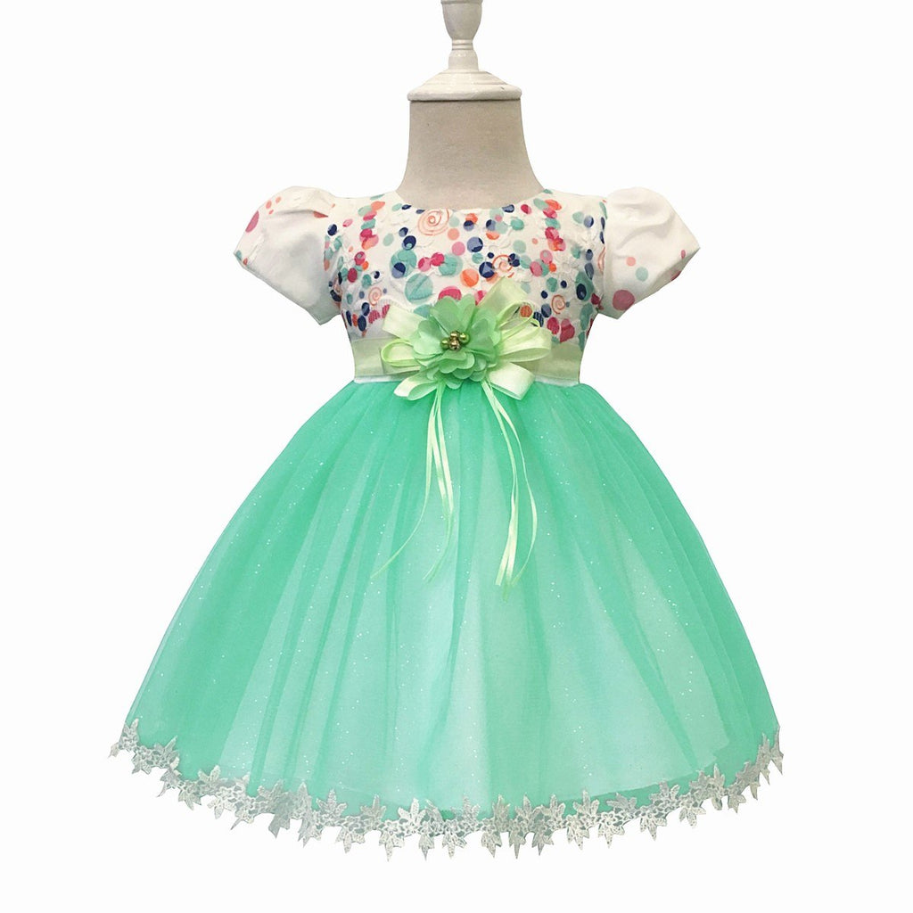20c96c0ad90a Free Shipping Patchwork 70-130 Infant Dresses 2018 Last Arrival Short  Sleeves Baby Dress For