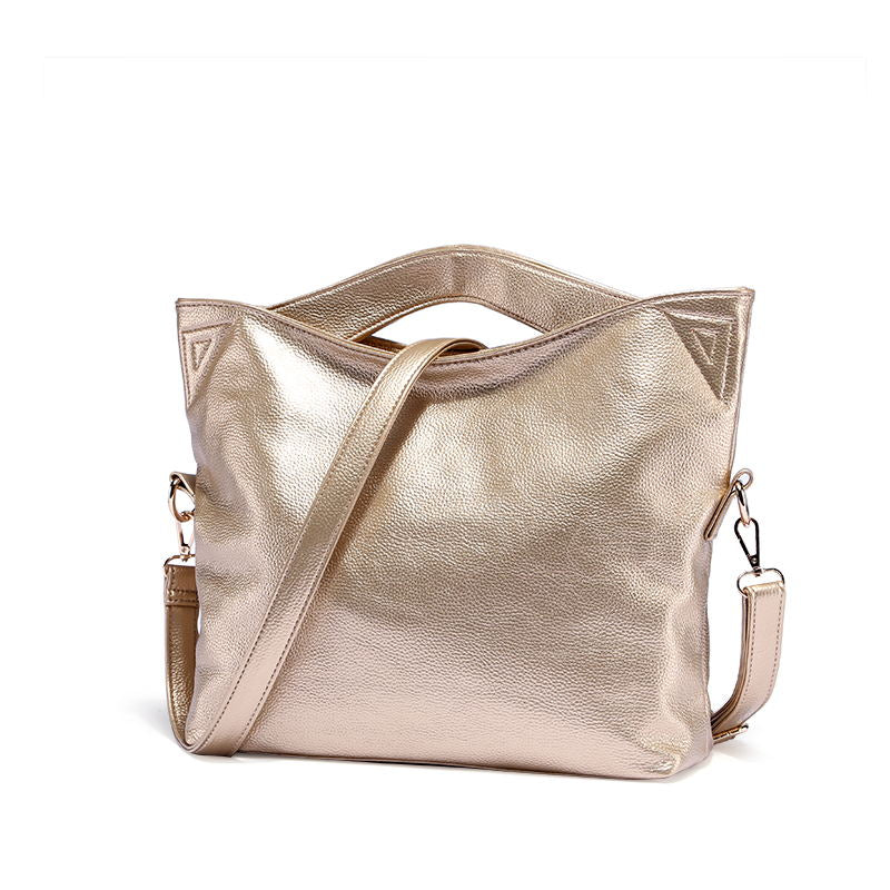 eb219789a693 Sales Promotion!2018 Russia Women s Leather Bag Big Shoulder Bags Women  Messenger Bags Handbags Women