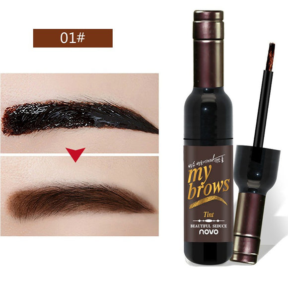 Peel Off Dye Eyebrow Long Lasting Easy To Wear Wax Paint Tint My Eye Brows Gel Enhancer Beauty Eyes Makeup-Makeup-Zodeys-1-Zodeys