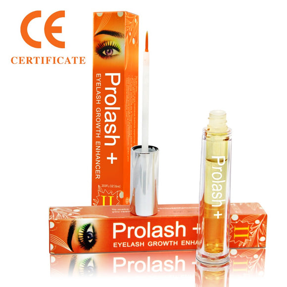 Prolash+ Eyelash Serum Eyelashes Extensions Growth Serum EPM Enhancing Eye Lash Eyebrow Enhancer 7 Days Longer No side effect