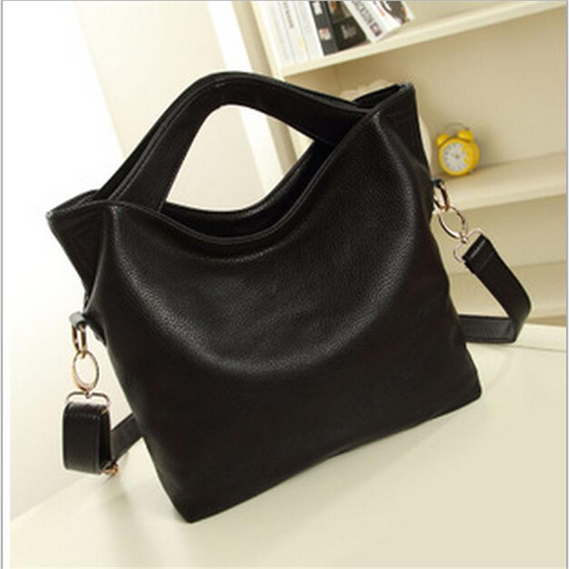5b4d66fb0a79 Sales Promotion! Russia Women s Leather Bag Big Shoulder Bags Women ...