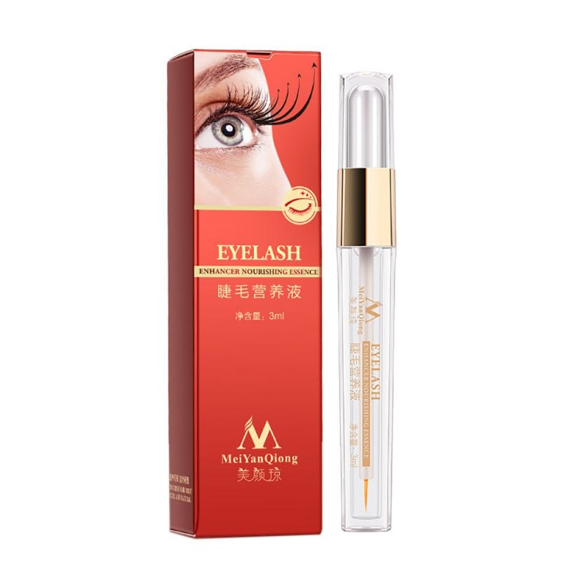 Lash Growth Rapid Accelerator Serum Grow Lashes Long Thick