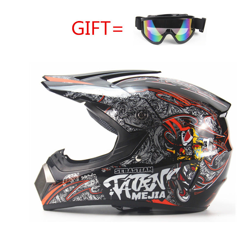 606b094ed2bd Children Motorcycle Helmets High Quality Boy Girl Protective Cycling  Motocross Downhill MTV DH Safety helmet for