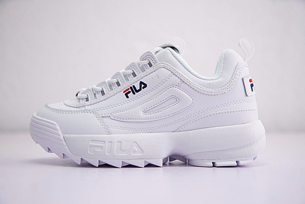 ... FILA Disruptor II The 2 generation men and women Top Quality Running  Shoes Free Shipping size ... fe48a00fcd