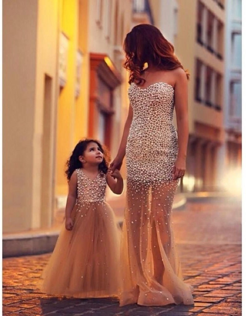 Evening Gowns for Toddlers