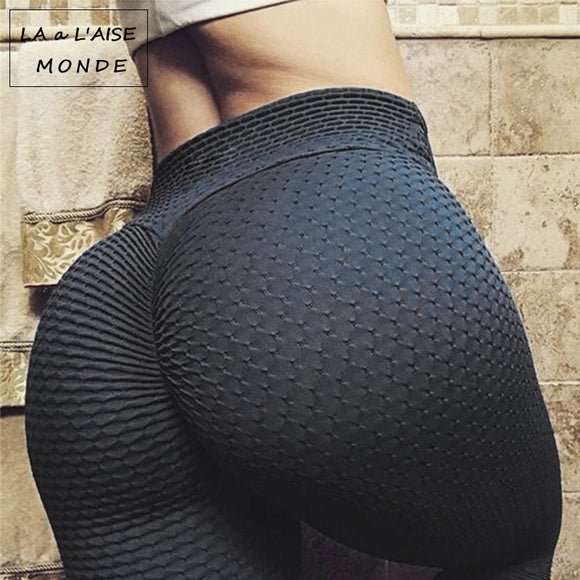Tights Sportswear Woman Gym Leggins Sport Women Fitness Sports Wear For Yoga Pants High Waist Booty Push Up Scrunch Leggings