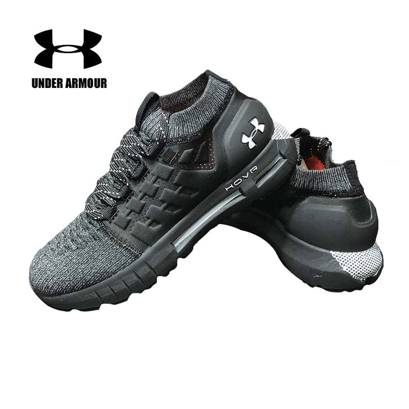 Under Armour Men HOVR Phantom running shoes sport shoes Sock sneakers Light  Cushion trainers zapatillas hombre 6e4821aba